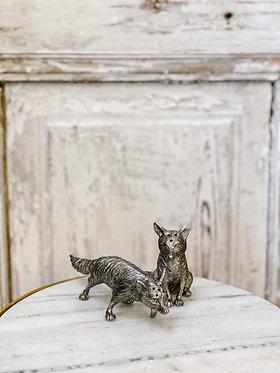 Salt & Pepper Set - Foxes