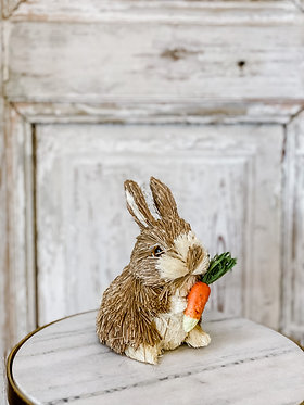 Rabbit with Little Carrot 5""
