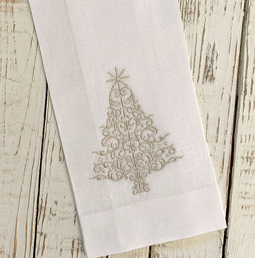 Tea Towel - Sparkle Tree