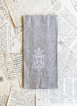 Tea Towel - Royal