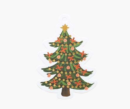 Gift Tags - Christmas Tree