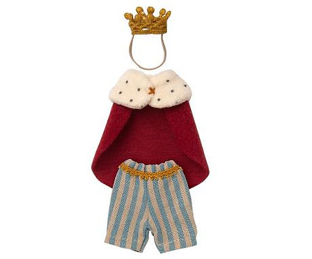 Mum & Dad Outfit - New King Style