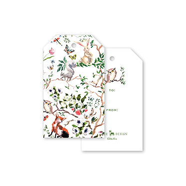 Gift Tags - Woodland