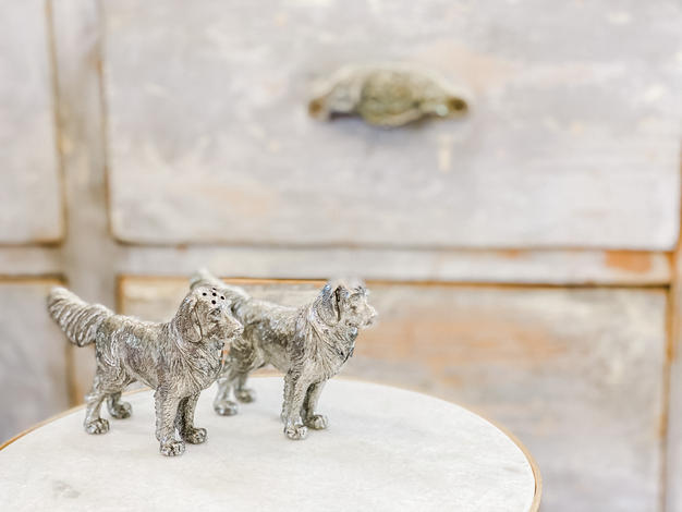 Retreiver Salt & Pepper Shakers $99