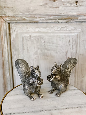 Salt & Pepper Set - Squirrels