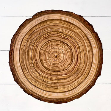 Placemat - Wood Slice