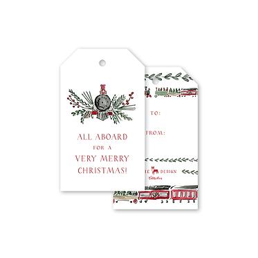 Gift Tags - Holiday Express
