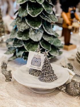 Salt & Pepper Set - Christmas Trees