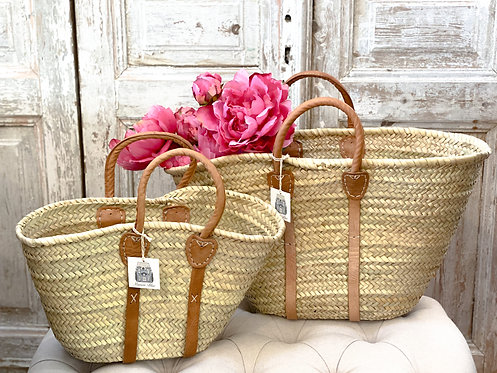 French Market Tote - Small