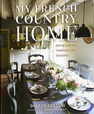 Sharon Santoni - My French Country Home