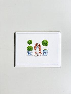 Dash Topiary & Toile