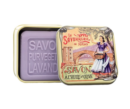 Soap in a Tin - Provence Pont