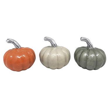 Small Pumpkin Napkin Weight