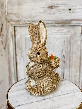 Rabbit with Basket