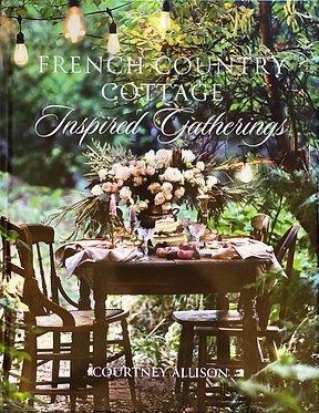 French Country Cottage - Inspired Gatherings