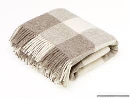 Throw/Blanket - Shetland Pure New Wool