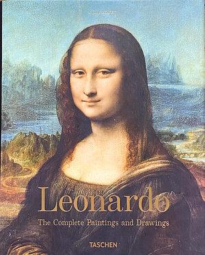 Frank Zollner - Leonardo Da Vinci The Complete Paintings and Drawings