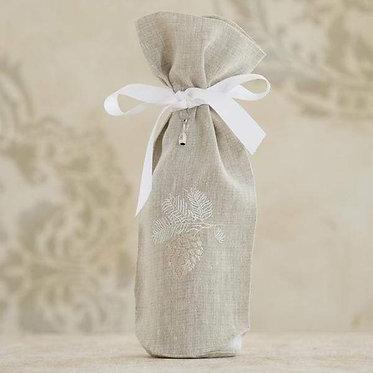 Wine Bag - Pinecone