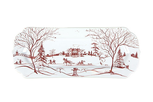Country Estate Winter Frolic - Hostess Tray