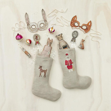 Small Stocking - Rudolph