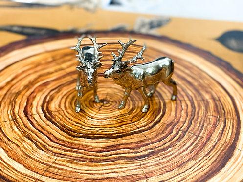 Salt & Pepper Set - Deer