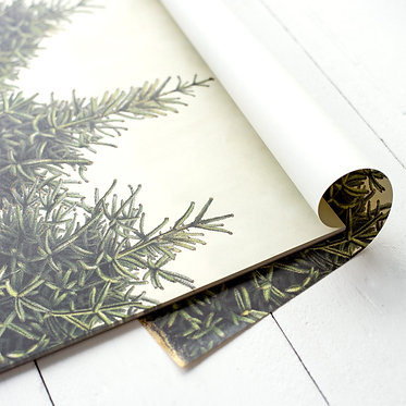 Placemat - Fir Trees