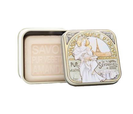 Soap in a Tin - Mucha #3