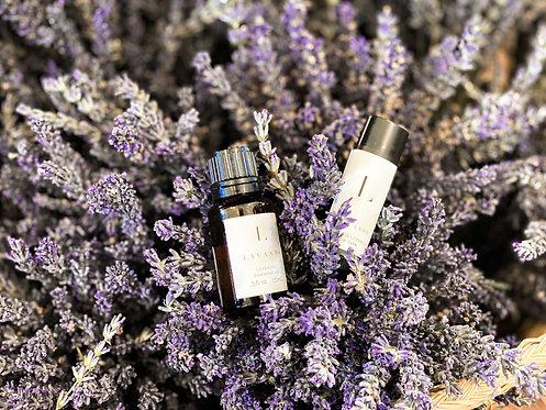 Lavender & Vanilla Lip Balm
