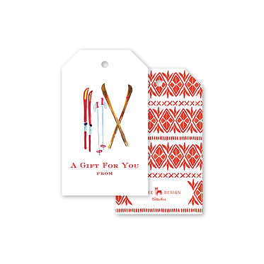 Gift Tags - Alpine Sweater