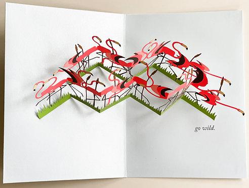 Flamingos - Go Wild