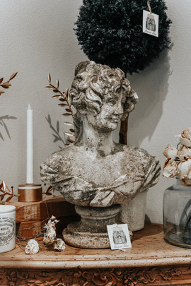 Antique French Bust