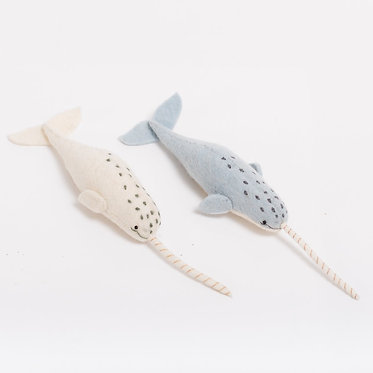 Ornament - Narwhal