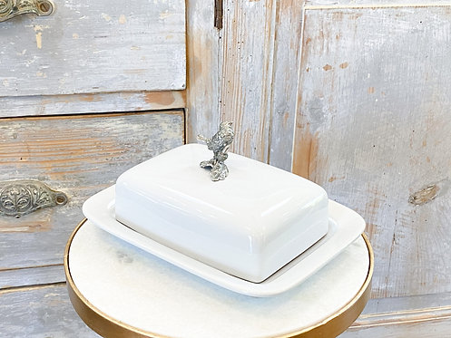 Butter Dish - Song Bird
