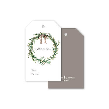 Gift Tags - Peace