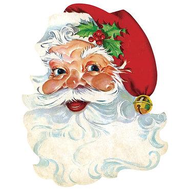Placemat - Santa