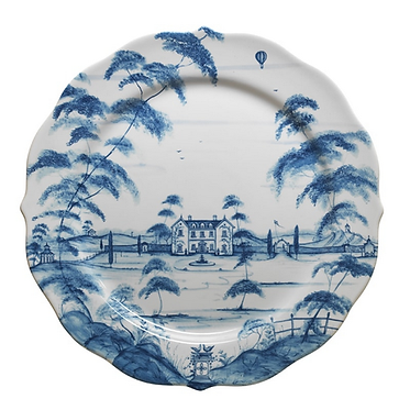 Country Estate Delft - Charger Plate