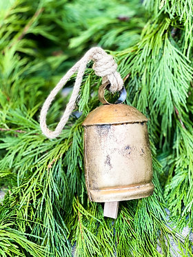 Rustic Gold Bell