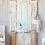 Thumbnail: Antique Coat & Umbrella Stand with Marble Console