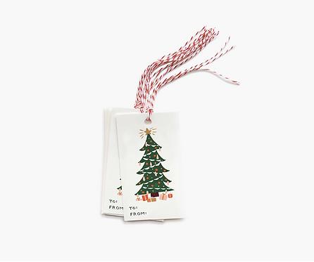 Gift Tags - Christmas Tree