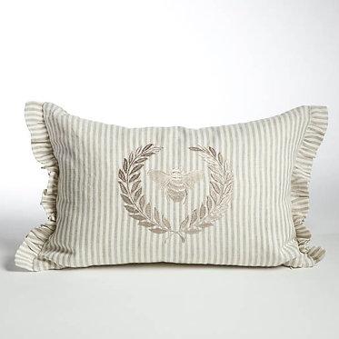 Pillow - Bumble Bee Stripe