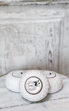 Round Bar Soap - Milk