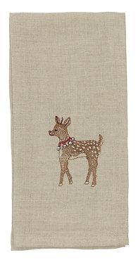 Tea Towel - Rudolph