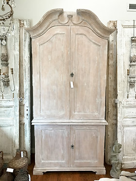 Swedish Baroque Cabinet
