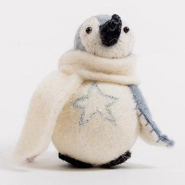 Ornament - Penguin Star Bright