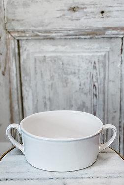 Clos du Manoir Soup Bowl
