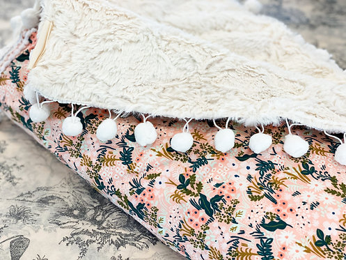Baby Blanket - Locally Handmade