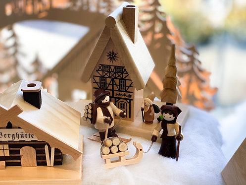 Smoker House - Christmas