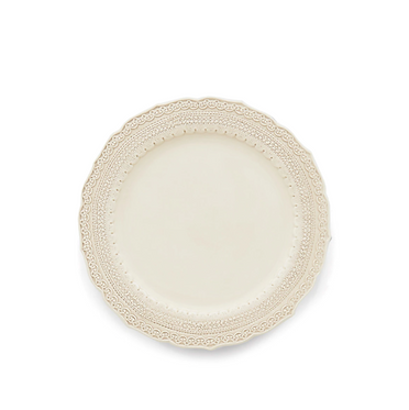 Dinner Plate - Finezza Cream