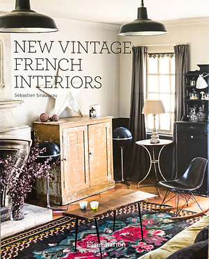 Sébastien Siraudeau - New Vintage French Interiors