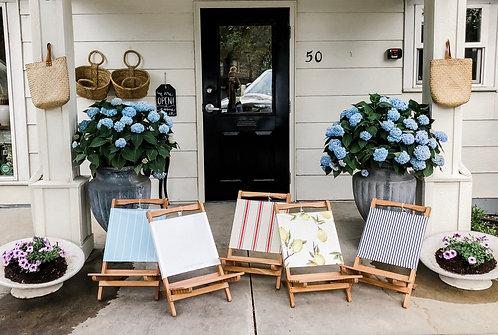 2-Piece Beach Chair